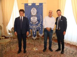 Catanzaro: Presidente Rossi ha ricevuto l'ambasciatore siriano Al Kassir
