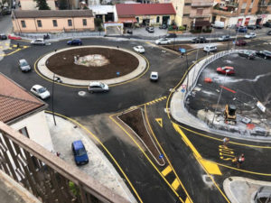 Viabilità: Anas, aperta al traffico rotatoria su Ss 18 a Palmi