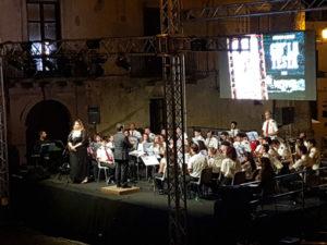 Belvedere Marittimo Castello d'Oro 2018 concerto banda musicale