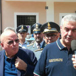 Maltempo: Calabria, sopralluogo Borrelli su luogo tragedia