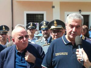 Pollino: Borrelli, la macchina dei soccorsi ha funzionato