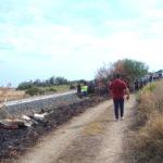 Donna e 2 bambini travolti da treno in Calabria, morti i figli