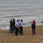 Cadavere trovato nella spiaggia di Crotone, indagini