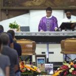 Pollino: a Roma i funerali di Carlo e Valentina