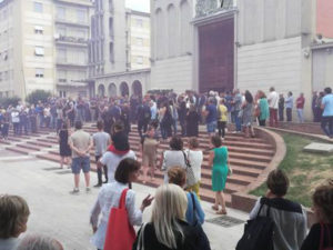 Giovane morto dopo lite, celebrati a Cosenza i funerali
