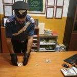 Droga: spaccia dai domiciliari, 42enne arrestato a Catanzaro