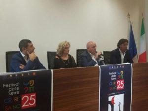 Festival Serre: musica e cultura, 7 giorni di iniziative a Cerisano