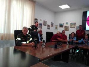 Vigili fuoco: cambio al vertice in Calabria, arriva Ghimenti