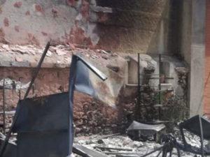 Intimidazioni: chiosco e auto in fiamme nella notte nel Crotonese