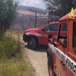 Incendi: Vigili del Fuoco in azione nel Catanzarese, in fiamme serre
