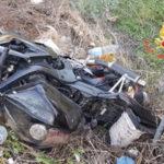 Catanzaro: scontro auto e moto in viale Crotone, un ferito