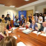 Sud: ministro Lezzi incontra governatore Calabria Oliverio