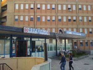 Sanita':ospedale Locri senza ascensori;Siclari,presentero' denuncia