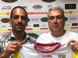 Calcio: Atletico Maida blinda la porta preso Mascaro
