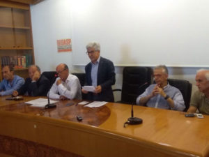 Medico aggredito: sit-in a Crotone, Asp nomina gruppo per sicurezza