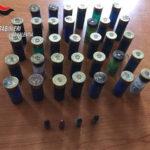 Fucile e munizioni sequestrati nel Vibonese, due denunce