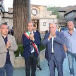Oliverio alla XIV Festa della Bandiera di Santo Stefano in Aspromonte