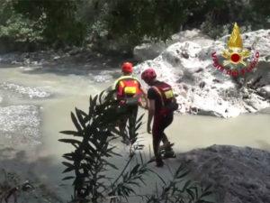 Pollino: Oltre 60 vigili del fuoco impegnati nelle ricerche