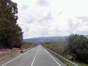 Viabilità: chiusa al transito la Sp 89 che collega Girifalco a Maida