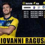 Pallacanestro: Basketball Lamezia conferma Giovanni Ragusa