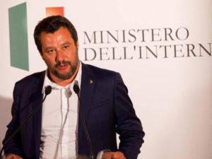 Pollino: Salvini, un pensiero a famiglie e preghiera per vittime
