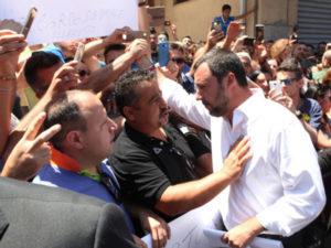 Salvini: finalmente San Luca avra' un sindaco