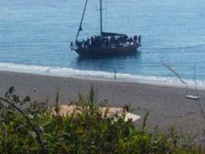 Migranti: 111 sbarcati su costa ionica nel Reggino