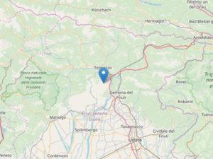 Terremoto: ventina di scosse in Friuli, nessun danno