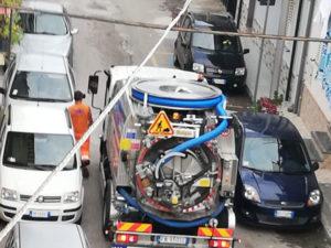 Catanzaro: Levato, risolto criticità fogne su via Carso a Santa Maria