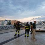Maltempo: 275 interventi dei Vigili del Fuoco in Calabria
