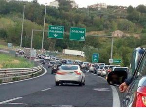 Anas: lavori sull'A2 nel Cosentino e nel Salernitano, limitazioni