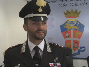 Carabinieri: insediato nuovo comandante Compagnia Vibo Valentia