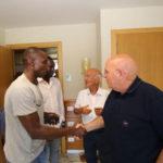 Regione: Oliverio incontra il sindacalista italo-ivoriano Soumahoro