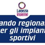 Lamezia: incontro sul bando regionale impianti sportivi