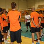 Pallavolo: preparazione precampionato della Top Volley Lamezia