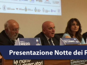 Notte dei Ricercatori: esperimenti ed eventi per l'edizione 2018