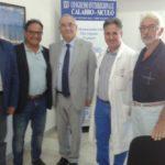 Vaccinazioni: firmato protocollo d'intesa tra Asp Catanzaro e Rotary Lamezia