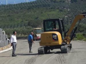 Viabilità: sopralluogo strada provinciale 89 Girifalco-Maida