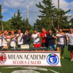 Lamezia: domani al via scuola calcio Adelaide Milan Academy