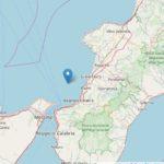 Terremoto: scossa in Calabria, non si registrano danni
