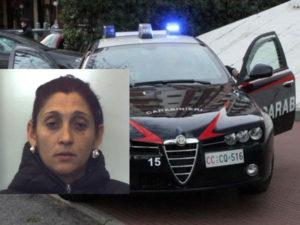 Furti: latitante da oltre un anno arrestata dai carabinieri nel Reggino