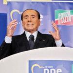Berlusconi correra' a Europee. E striglia Salvini