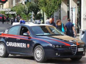 Catanzaro: arrestato dai carabinieri per evasione finisce in carcere