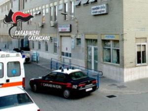 Sanita': Nas in ospedale a Catanzaro, verifiche igienico-sanitarie