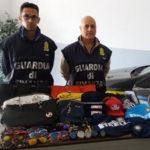 Evasione fiscale, sequestro beni contraffatti nel cosentino