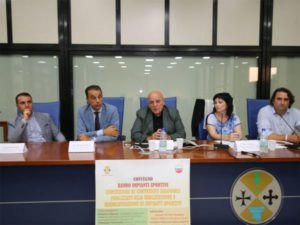Regione: Oliverio, bando impianti sportivi per far crescere territorio