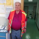 Crosia: in pensione il dottor Luigi Vulcano, medico del 118
