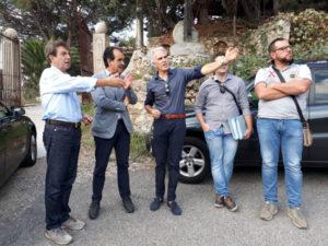 """Catanzaro Provincia: al via  lavori  Sp 97 """"Falerna – Castiglione"""""""