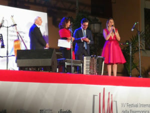 Festival Internazionale di Fisarmonica San Vincenzo la Costa