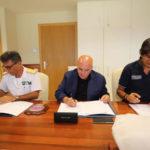 Protezione civile: accordo tra Dipartimento regionale e Capitanerie